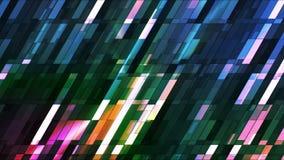 Barras de alta tecnología 10 de la inclinación del centelleo de la difusión pequeñas libre illustration