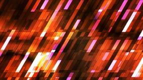 Barras de alta tecnología 12 de la inclinación del centelleo de la difusión pequeñas libre illustration