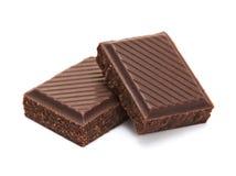Barras de chocolate Foto de Stock Royalty Free