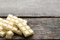 Barras de chocolate imagem de stock