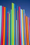 Barras de cor empilhadas Fotografia de Stock