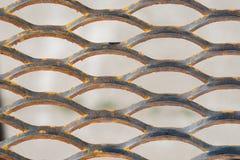 Barras de ferro Imagem de Stock Royalty Free