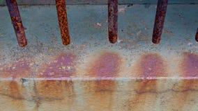 Barras de ferro e fotografia de stock royalty free