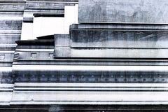 Barras de metal Foto de archivo libre de regalías