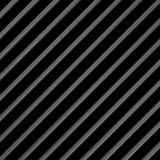 Barras de metal en un fondo negro 3d Fotografía de archivo