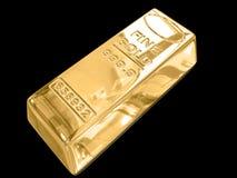 Barras de ouro. fotografia de stock royalty free