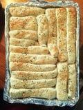 Barras de pan Imagenes de archivo