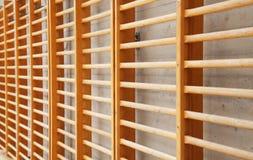 Barras de pared Fotos de archivo