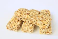 Barras del cereal foto de archivo libre de regalías