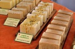 Barras del jabón Fotos de archivo libres de regalías