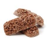 Barras do cereal fotos de stock
