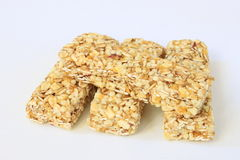 Barras do cereal foto de stock royalty free
