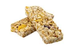 Barras do cereal Fotografia de Stock