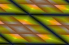 Barras horizontales Foto de archivo