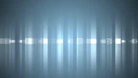 Barras negras de la luz ilustración del vector