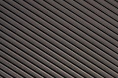 Barras negras diagonales fotografía de archivo libre de regalías