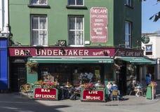 Barre à la ville de Wexford Photos libres de droits