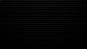 Barre blu sulle transizioni nere illustrazione di stock