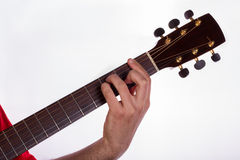 Barre chord royalty free stock photography