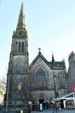 Barre d'âme, église convertie, Aberdeen, Ecosse photos libres de droits