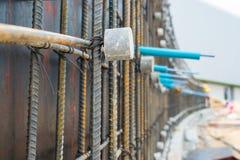 Barre d'acier Image libre de droits