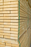 Barre de bois de construction Images stock