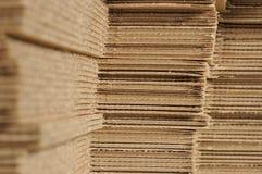 Barre de carton photographie stock