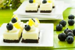 Barre de dessert Images libres de droits