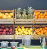 Barre de fruits Images stock