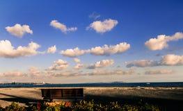 Barre de nuages Photo libre de droits
