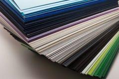 Barre de papier Photos libres de droits