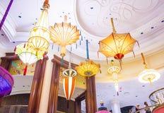 Barre de parasol de Las Vegas Photo stock