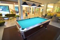 Barre de piscine Photo libre de droits