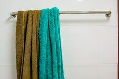 Barre de salle de bains Image libre de droits