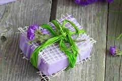 Barre de savon Images stock