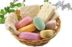 Barre del sapone Immagine Stock