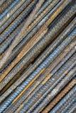 Barre di ferro fotografie stock libere da diritti