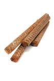 Barre di metallo arrugginite Fotografie Stock