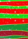 barre l'hiver Photographie stock libre de droits