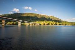 Barrea Lake, National Abruzzo Park, Italy Stock Photo
