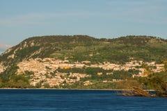 Barrea Lake, National Abruzzo Park, Italy Royalty Free Stock Photo