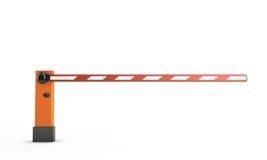 barreira ilustração stock