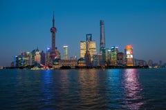 Barreira de Shanghai imagem de stock royalty free