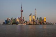 Barreira de Shanghai foto de stock royalty free