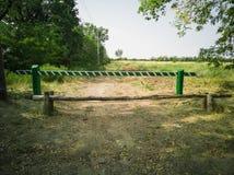barreira 42-Entrance Fotos de Stock