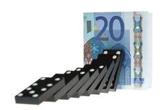 Barreira monetária Fotos de Stock Royalty Free