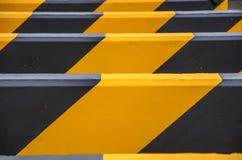 Barreira para o tráfego Fotografia de Stock Royalty Free
