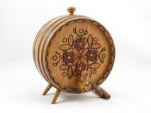 barrel лоза деревянная Стоковое Изображение