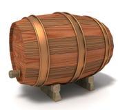 barrel пиво Стоковые Изображения RF