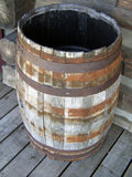 Barrel. Hoop Barrel Royalty Free Stock Image